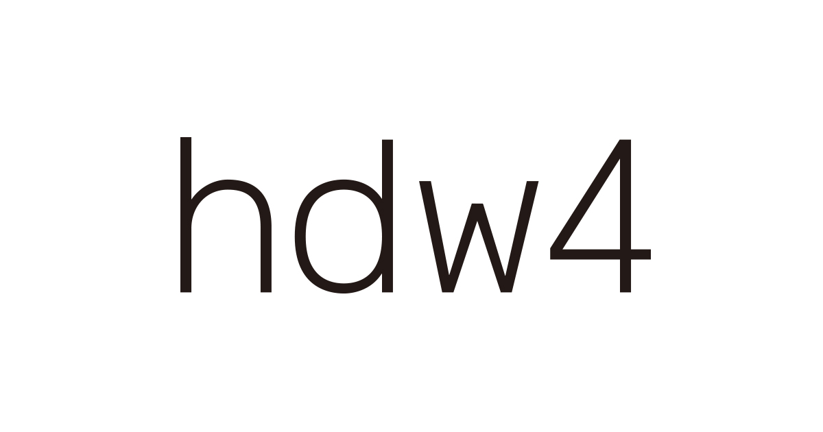 hdw4 logo